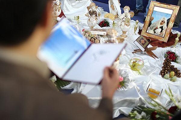 آشنایی با آداب و رسوم عقد ایرانی