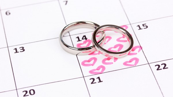 7 توصیه برای تعیین تاریخ عروسی