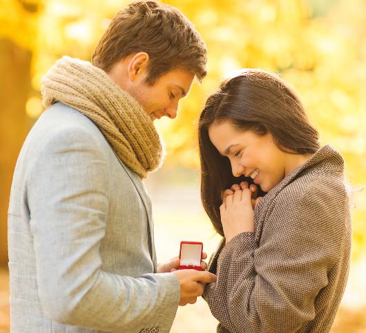 چگونه نامزدم را عاشق و شیفته خود کنم؟