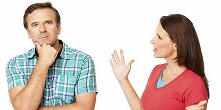 ویژگی های اخلاقی همسر تان را تغییر دهید