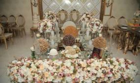 سالن عقد و محضر عقد طاها در شرق تهران