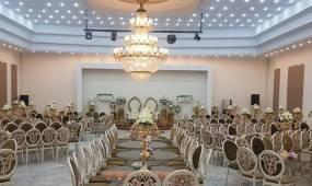 تالار تشریفاتی قصر پردیس تهران