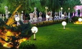 باغ تالار پذیرایی سیب تهران
