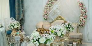 سالن عقد و دفتر ازدواج پیوند آسمانی (شمال) تهران