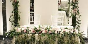گل آرایی عروسی و دسته گل عروس در تهران و کرج