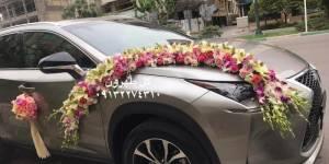 ماشین عروس  اصفهان