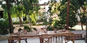 باغ تالار مجلل قصر زرین تهران