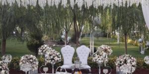 سفره عقد لوکس بهرامیان تهران
