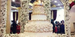 کیک سحر مجیدی نژاد اصفهان
