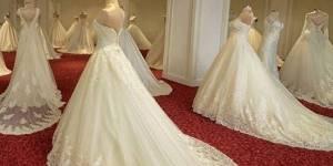 مزون لباس عروس آفرینش اصفهان