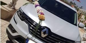 گل آرايى مجالس و ماشين عروس در محل در کرج و تهران