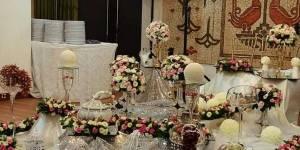 فروش و اجاره انواع سفره عقد و گل آرایی تهران