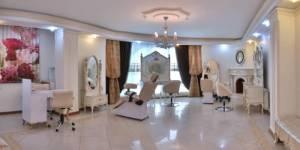 سالن آرایش و زیبایی بانوی آسمان تهران