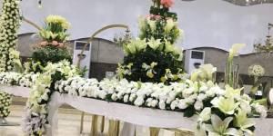 تشریفات لوکس کاج طلایی تهران