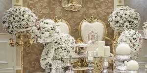 تالار تشریفات قصر سفید شمیران تهران