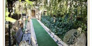 عقد در فضای باز رویایی در شیراز
