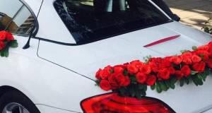 اجاره ماشین عروس و گل آرایى تهران