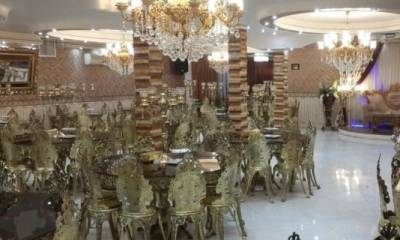 تالار پذیرایی آدنیس (طرح ازدواج آسان) تهران