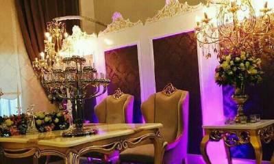خدمات مجالس عروسی آوا تهران