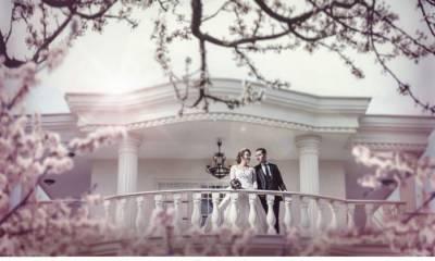 باغ عمارت عروس ویژه عکاسی در شهریار