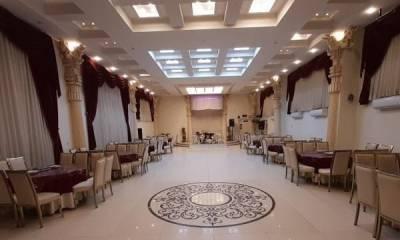 تالار و باغسرای قصر ترنم مشهد