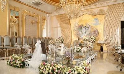 سالن عقد مجلل ورسا تهران