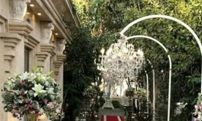 باغ تالار و تشریفات عروسی سپیتا تهران