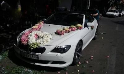 اجاره ماشین عروسی تهران