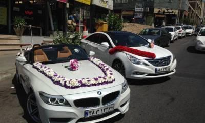 گل آرايى تخصصى ماشين در محل شما