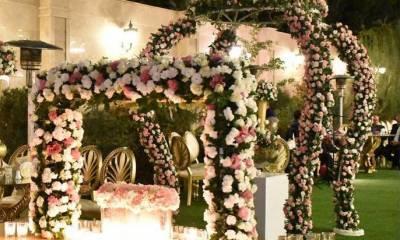 تشریفات عروسی و خدمات مجالس صدف