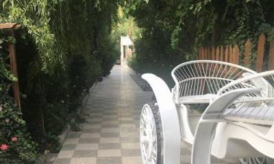 باغ عمارت رز شهریار
