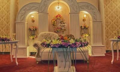 باغ تالار تشریفاتی تیام با سالنvip اصفهان