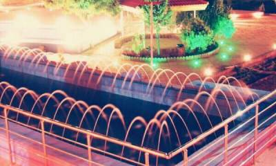 باغ تالار عقد و عروسی اسپیناس اصفهان