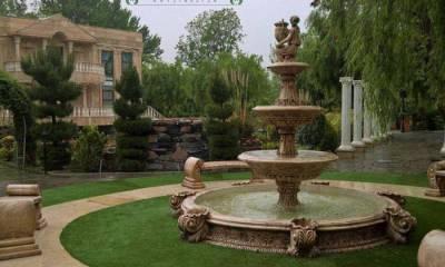باغ آتلیه قاصدک تهران