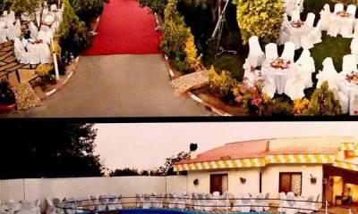 باغسرای زعفرانیه شیراز