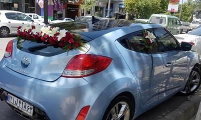 کرایه ماشین عروس در شیراز