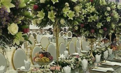 تشریفات مجالس عروسی کژال شیراز