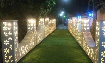 تشریفات مجالس عروسی امپراطور شیراز