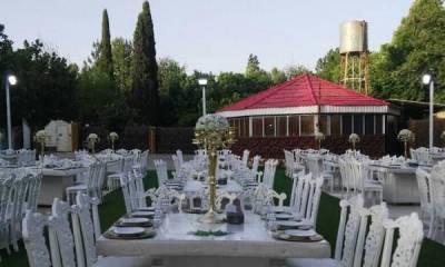 باغ مجالس ایوت شیراز