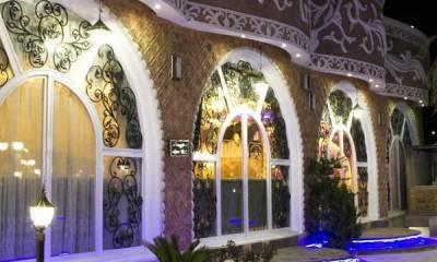 باغ تالار نگین فردوس تهران