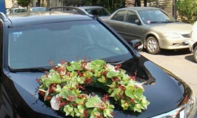 تزیین ماشین عروس در تهران