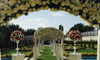 تشریفات مجالس عروسی نایتلی تهران