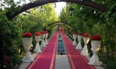 باغ و تشریفات پات شیراز