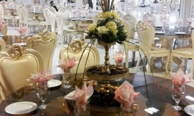 تشریفات و تالار مراسم کاخ پارسه شیراز