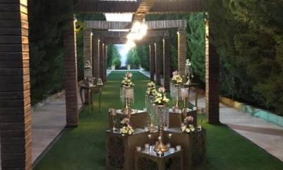 باغ مجالس فرزانه شیراز