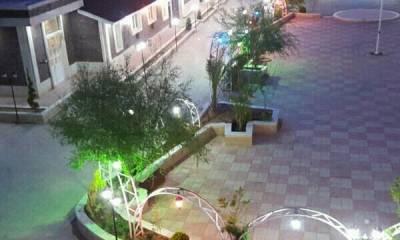 باغ تالار مجالس قصر ماهور شیراز
