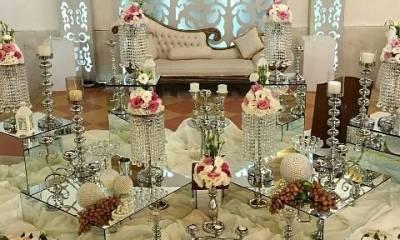 سالن عقد گلها اصفهان