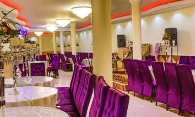 تالار پذیرایی قصر بهار تهران