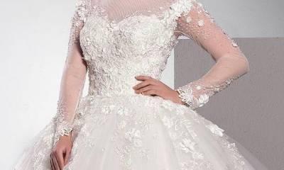 مزون لباس عروس ملكه ايراني در قم