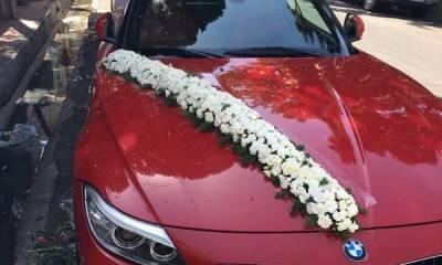 اجاره و گل آرایی ماشین عروس تهران